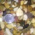 cheap price natural mix color gravel