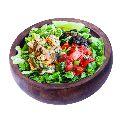 Wooden Salad Fruits Snacks Bowl & Flower Decoration Bowl