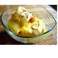 4 Litre Kesar Badam Ice Cream
