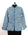 Cotton Quilted Reversible Jacket