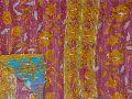 Handmade Patchwork Sari Quilt