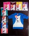 Kitty Kids Te shirt