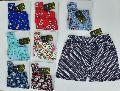Printed Girls Shorts