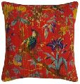 Alluring Handmade Indian kantha Designer Cotton Cushion Cover