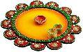 Acrylic Pooja Thali