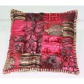 burnout patch chair cushion cover