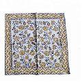 Block Print Decorative Cotton Dinner Table Cloth Mat