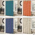 Home Decor Cotton Pintuck Curtain