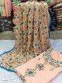 AKSHRA CHANDERI COTTON DRESS MATERIAL