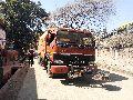 Truck Dust Sweeper