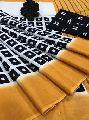 Trendy Printed Sarees