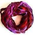 chiffon sari silk ribbons