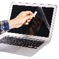 3 in 1 Lamination Kit for 15.6 Inch Laptop with Screen Guard, Silicone Keyboard Protector, Back-Pane