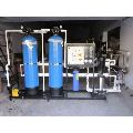 FRP Water Treatment RO Plant