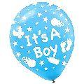 Printed Sky Balloons