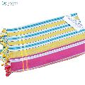 Woven Yarn Dyed Cotton Kikoy Beach Towel