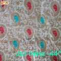 New Design Woven Flower Brocade Jacquard Fabric