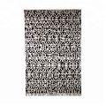 Cotton hand block print rugs
