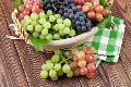 Sweet Seedless Grapes