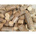 Wood Biomass Briquettes