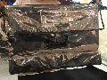 PVC Lehenga Packaging Zipper Bag