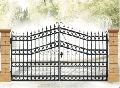 Lakeside-Wrought iron Gate