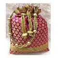 Weeding Gift Embroidery Women Fancy Party Bag