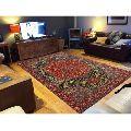 Traditional Oriental Wool Carpet