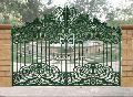 Burley Cast iron Gate
