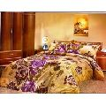 Cotton Indian Rajasthani Jaipuri Double Bed Sheet