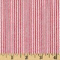 seer sucker stripe cotton fabric