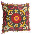 suzani decorative cushion cover