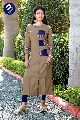 BOLLY WOOD DESIGNER PRINTED TUNIC COTTON KURTI