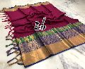 BOLLYWOOD DESIGNER COTTON SAREE WITH RUNNING BLOUSE