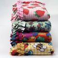 Printed Fleece Blankets