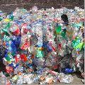 Washed PET Bottle Scrap