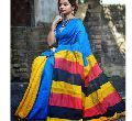 Fancy Handloom Cotton Silk Saree