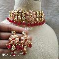 handmade kundan jewellery