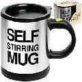 Self Stirring Coffee Tea Mug