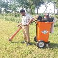 Street Cleaning Vacuum Leaf Collector