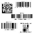 Price Tag Barcode Label