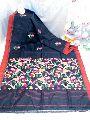 Handwoven Pure Silk Matka Jamdani Saree