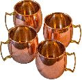 Copper Plain Mule Mug
