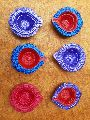 Decorative Clay Diyas