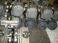 Double Acting Pneumatic Actuated True Union PVC Valves