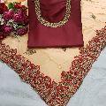 Maya Silk Dress Material