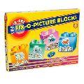 Picture Blocks Puzzle Game