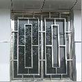Stainless Steel Swing Window