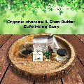 Organic Charcoal and Shea Butter Exfoliating Soap