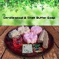 Sandalwood and Shea Butter Soap